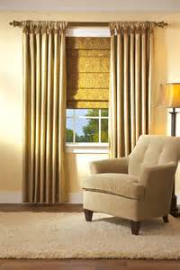 shade curtains home decor thumbprinted