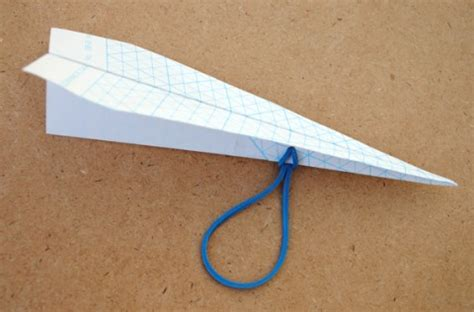 How To Make A Paper Catapult - swissmiss catapult paper airplane