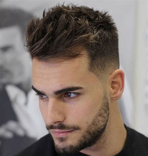 mens haircuts a brand new you which mens haircut is hairstyles for men with regard to wish hair style 2018