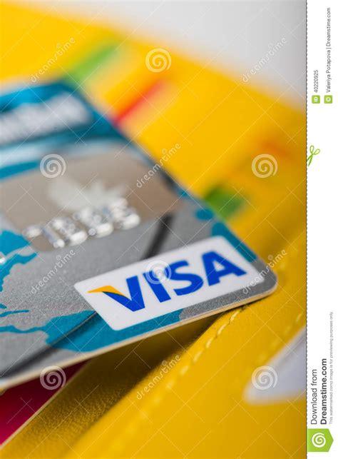 Buy International Visa Gift Card Online - visa debit card in wallet and other cards editorial image image 40220925