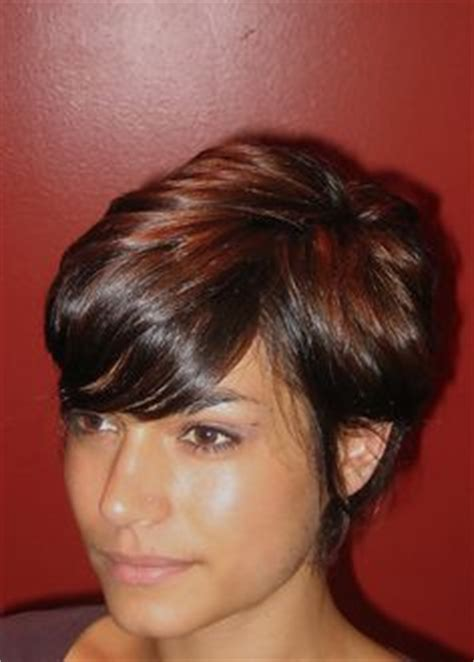 dominican bob cut some women look nice and were meant for this style i like