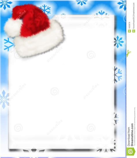 santas letter royalty stock images image