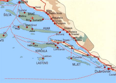 ferry to dubrovnik from hvar ferries ile de hvar bateaux les horaires du navigation