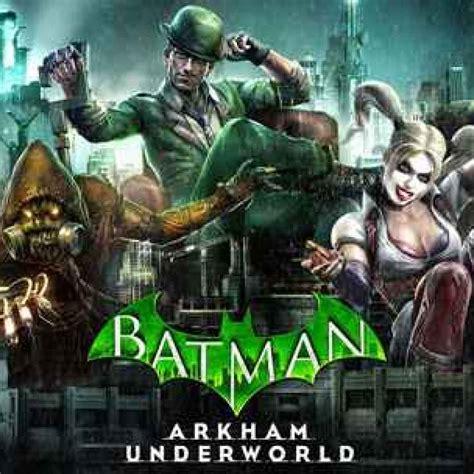 batman arkham arriva a febbraio eurogamer it batman arkham underworld finalmente disponibile anche per