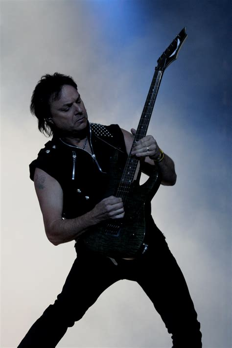andy larocque king diamond guitarist andy larocque metal rules com