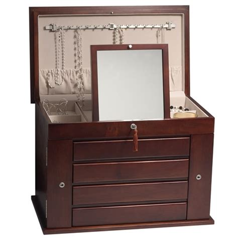 jewelry armoire large large capacity jewelry armoire gallery