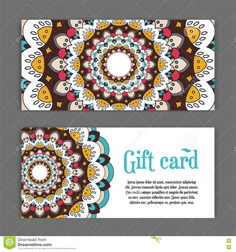 mandala coloring book national bookstore set templates of gift cards with color ornament mandala