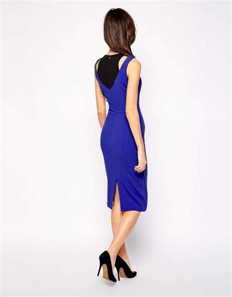 Dress Model Blue Fashion Impor 2015 dress models pink blue back view fashion and