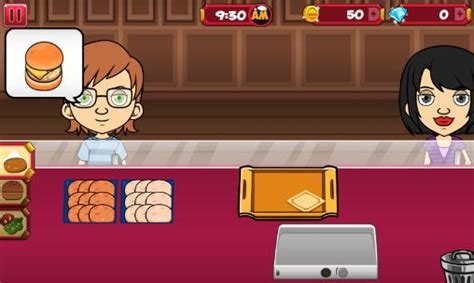 full version of burger shop for android my burger shop fast food pour android 224 t 233 l 233 charger