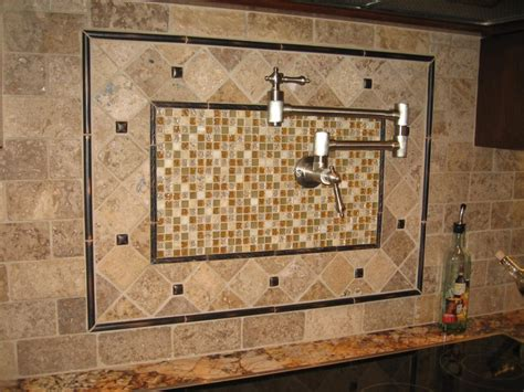 glass backsplash tile ideas 23 nice ideas of glass tile trim bathroom