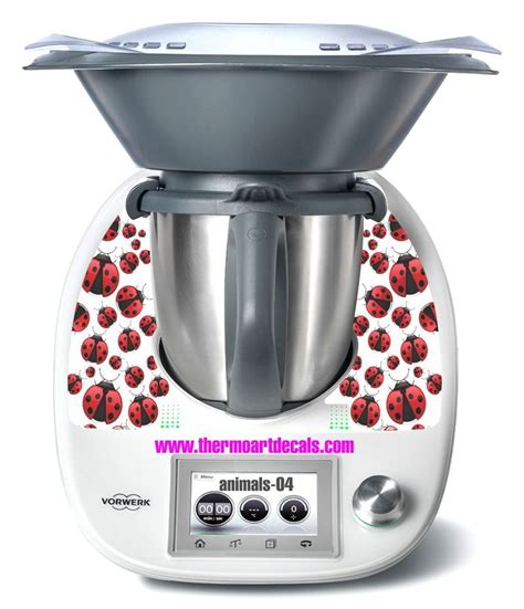 Thermomix Tm5 Sticker Decal by Thermomix Tm5 Sticker Decal Code Animals 04 Ebay