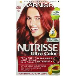 garnier nutrisse ultra color garnier nutrisse ultra color 6 60 fiery ebay