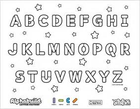 Galerry colouring pages alphabet