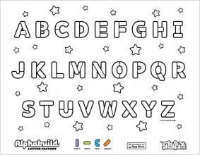 Alphabet coloring pages koloringpages