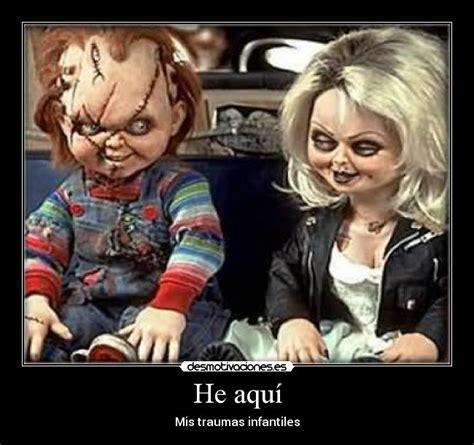 Memes De Chucky - desmotiva chuky the best taringa
