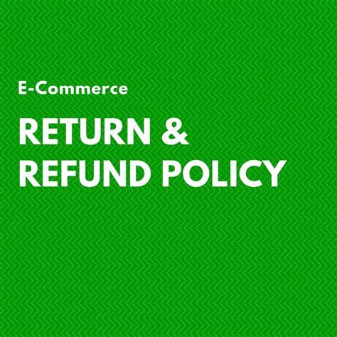 refund policy return and refund policy ca hi5er club