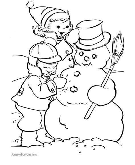 abcya coloring pages free coloring pages of build a snowman