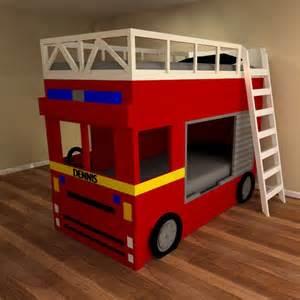 fire engine bed high sleeper cabin sleeper and bunks kent
