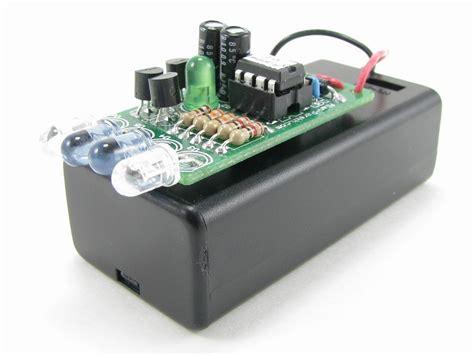 Infrared Kit Black Color ir jammer kit make