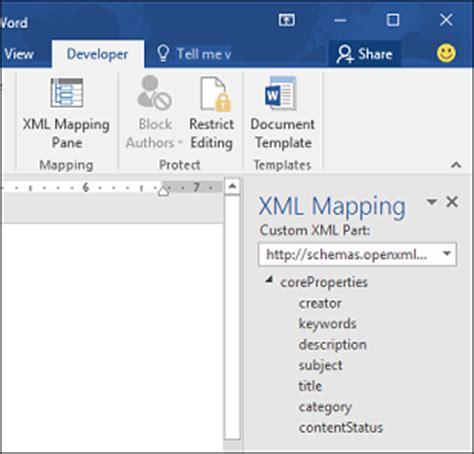Word Vorlage Xml Verwenden Word Vorlagen In Dynamics 365