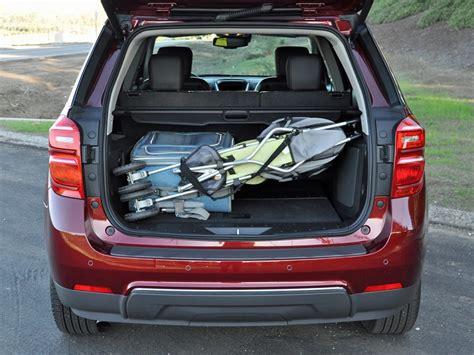 chevrolet equinox trunk space powersteering 2016 chevrolet equinox review j d power cars