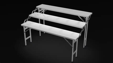 table forain table en alu escalier 3 niv tbl3n wongleon fr