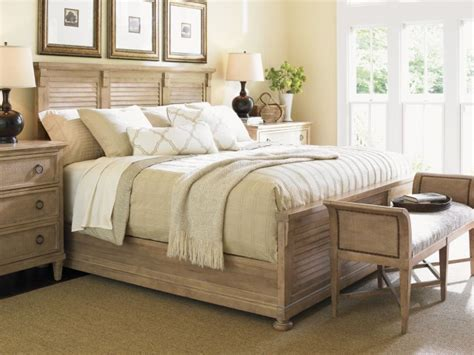 monterey sands cypress point panel bedroom set from