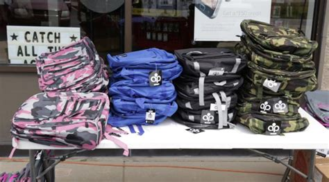 Tcc Backpack Giveaway - tcc s backpack and school supplies giveaway july 30th ship saves