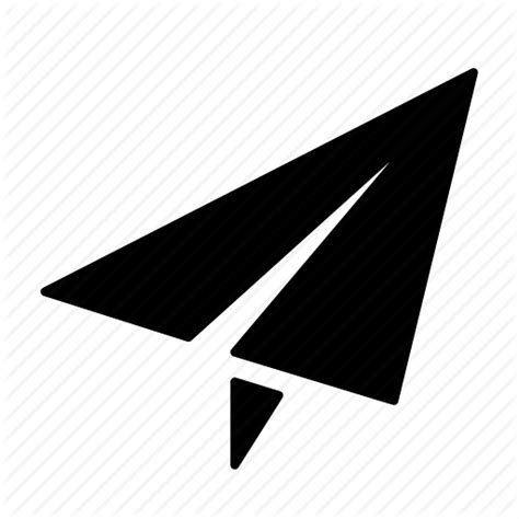 Paper Flight - paper plane send sent icon icon search engine