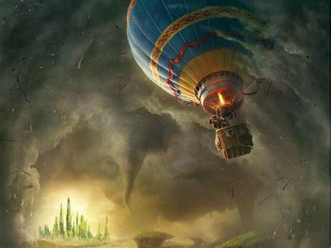 film fantasy penyihir trailer petualangan fantasi penuh warna dalam oz the