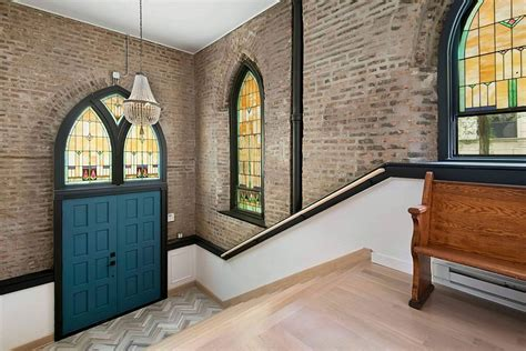 chicago church house chicago church converted into a soaring single family home