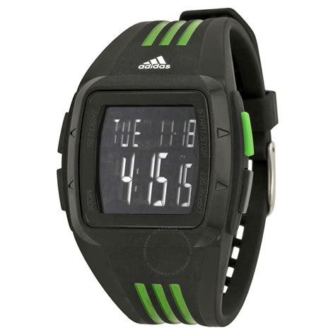 Adidas 2909 Digital Rubber adidas duramo black digital black and green rubber s wach adp6115 adidas watches