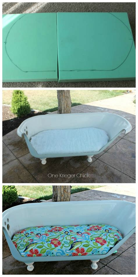 bath tub couch cast iron bathtub to outdoor sofa part 2 onekriegerchick