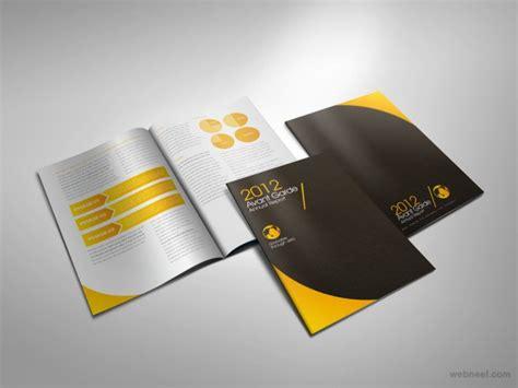 Corporate Brochure Design by 50 Creative Corporate Brochure Design Ideas For Your