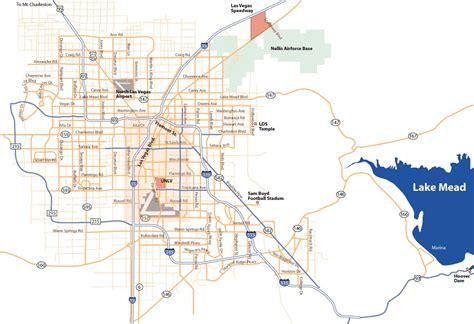 united states map las vegas las vegas map las vegas city map united states of america