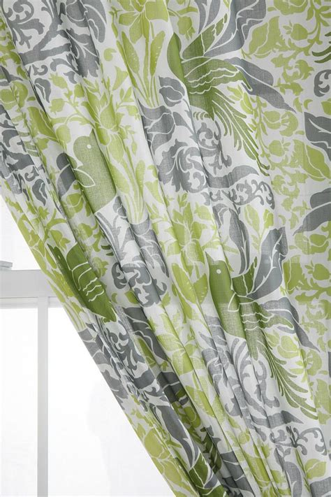 Forest Green Curtains Designs Forrest Green Curtain Panels