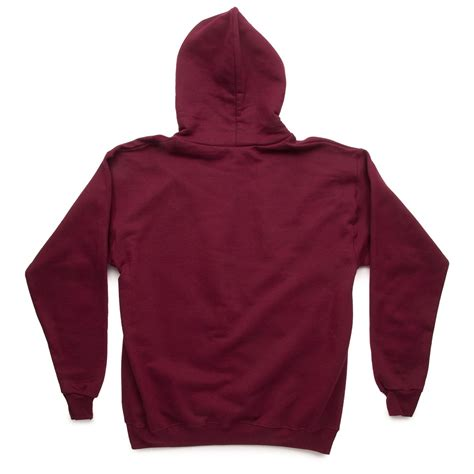 Jaket Sweater Polos Hoodie No Seleting Maroon thrasher skate and destroy hoodie sweatshirt maroon