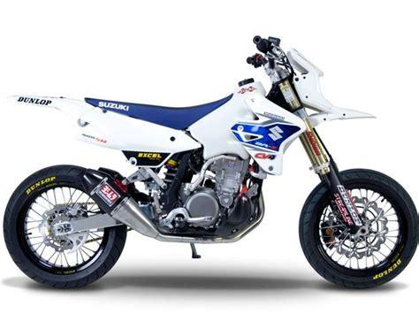 Build A Suzuki Building A Supermoto Streetfigter Drz400sm Motor