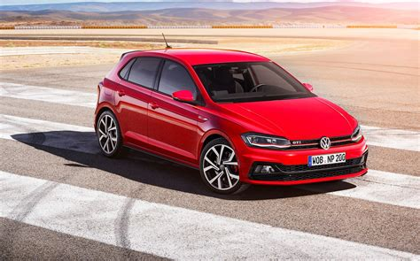 volkswagen polo vw polo 2018 in pictures by car magazine