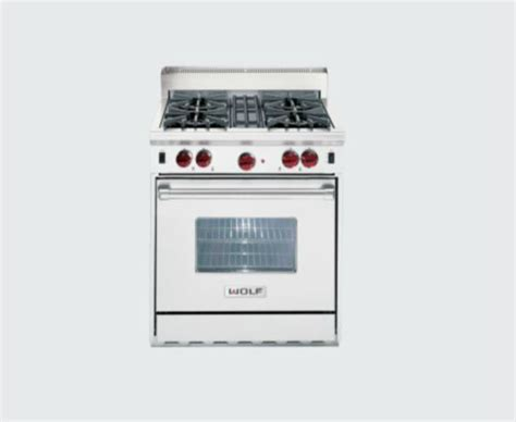 wolf electric range pictures to 30 quot wolf gas range contemporary gas ranges and electric ranges by sub zero and wolf