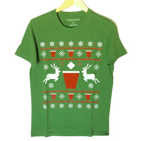 Sweater T Shirt - pong sweater style t shirt the