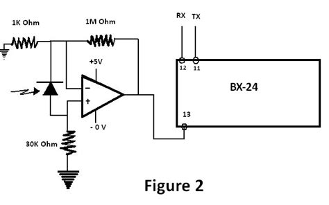 photodiode bias frank mock project details