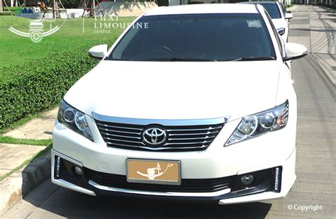 toyota camry limo toyata camry extremo