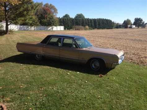 1968 Chrysler New Yorker For Sale by 1968 Chrysler New Yorker Four Door
