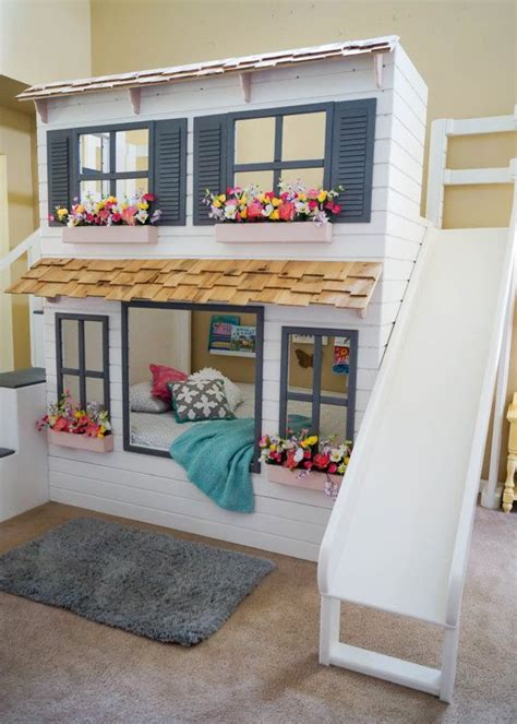 the ultimate dollhouse loft bed bunk bed or bunk
