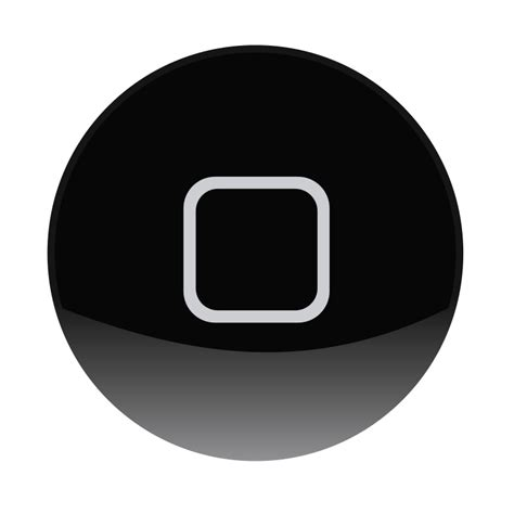 Iphone Home Button by Clipart Iphone Home Button