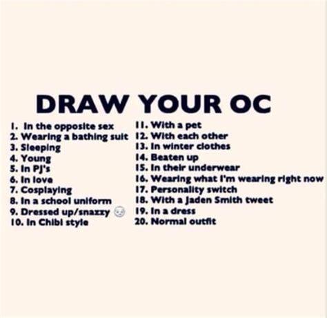 theme generator drawing oc drawing challenge by calixtocapricorn on deviantart