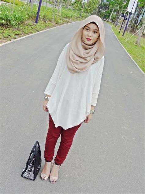 68 best my style images on pinterest dress skirt hijab fashion i want to try to style my hijab like this