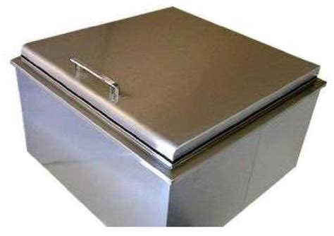 Stainless Steel Wet Bar Pcm Bbq Island Wet Bar Drop In 24 226 X 24 226 Stainless Steel