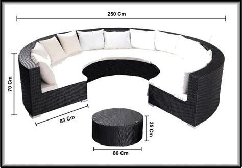 divani circolari arredamento per esterni wendy 250x80 circolare sof 224 grande
